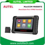 Autel Maxicom Mk808ts TPMSの診察道具のアップデートのオンラインタイヤ圧力モニタセンサーのタイヤセンサー機能Mk 808ts