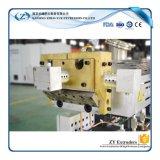 Máquina plástica Granule Twin-extrusora de parafuso