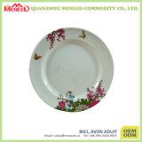 Plaat van het Diner van de Melamine van de Prijs van de Fabriek van China direct de Vierkante voor Verkoop