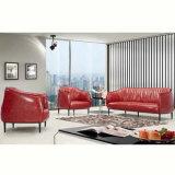 マルチ着色された余暇の現代革会合の応接室のオフィスのソファー
