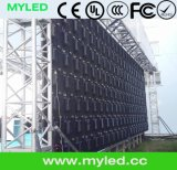 Rental SMD HD P1, 9 P2.5 P3 P4 P5 P6 P10 Exteriores LED Display / Indoor LED Screen / Rental LED Display