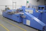 Máquina de impressão automática Wet-4000s-02 da tela das fitas dos colhedores