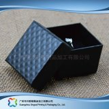 De lujo Joyas de papel personalizado Ver Caja de regalo de la pantalla de verificación (XC-hbj-030A)