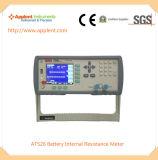 Verificador da resistência interna da bateria com a bateria do Lítio-Íon da capacidade elevada (AT528)