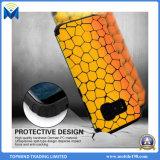 Nueva caja protectora del teléfono móvil 2017 para la galaxia S8 de Samsung más el borde S7