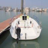 CCSによってFRPの外皮のMonohullのスポーツのヨットのDaysailerの証明されるヨット