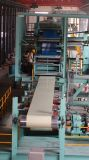 Ligne de production de revêtement en couleur à plaque en acier galvanisé