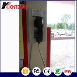 La pantalla del teléfono de emergencia el Caller ID Knzd-05Kntech LCD
