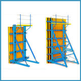 Il fornitore ha progettato la singola cassaforma concreta laterale per costruzione