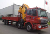 Grue lourde du boum 8X4 d'Auman sur le camion 12 tonnes de grue de prix de camion
