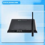 Terminal téléphonique GSM FWT 8848 pour appel vocal dans les zones rurales avec batterie de secours