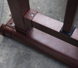 Balustrade de balustrade de balcon de fer travaillé en métal de Gazebo de véranda de terrasse de villa