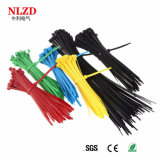 Ataduras de cables negras ULTRAVIOLETA hechas del nuevo nilón PA66 94V-2