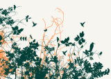 Het Goedkope Olieverfschilderij van uitstekende kwaliteit van het Landschap van de Decoratie van het Huis van de Prijs Abstracte