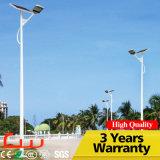Lampe de rue solaire à un bras 30W LED Road Solar