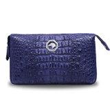 Mann-echtes Leder-Marken-Beutel-Luxuxkrokodilwristlet-Handtasche