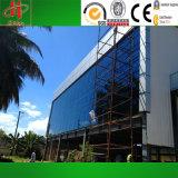 Сегменте панельного домостроения металлические склад для хранения Рабочего совещания стали здание