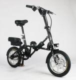 자동차 트렁크 소형 접히는 소형 전기 자전거 14inch