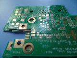 Oro de la inmersión de la tarjeta de circuitos del PWB RO4003c 32mil el de alta frecuencia