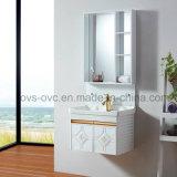 Шкафы тщеты ванной комнаты конструкции мебели ванной комнаты алюминиевые