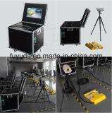 Fuyuda Uvss portable bajo sistema de inspección del vehículo con la bomba que detecta la función