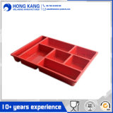 11.5inch Rectangle Melamine Meal Tray