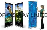 Hot Sale Portable bannière escamotable Stand/Roll up BANNER Banner Stand/tirez vers le haut