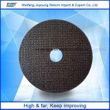 T41 amincissent le disque de découpage pour la rectifieuse de cornière en métal 125mm