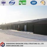 Prefabricados Sinoacme estructura del edificio de metal ligero