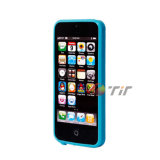 PC+Teléfono Móvil de paragolpes de TPU para iPhone 5 (IP5-HC0019)