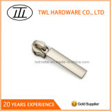 Tenditore in lega di zinco della chiusura lampo del metallo del cursore della chiusura lampo