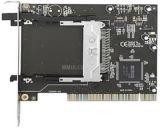 Разъем PCI 1-канальный контроллер CardBus карты
