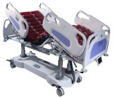 Letto di ospedale elettrico 5-Function del professionista ICU