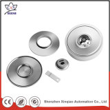 Kundenspezifische drehenmaschinell bearbeitenmetall-CNC-Aluminium-Teile