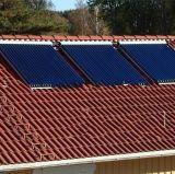 Coletor de aquecedor solar de água