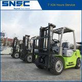 Dieselmotor der gabelstapler-Kapazitäts-3000kgs 3t 6613lbs Isuzu C240