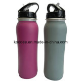 Stainless Steel Sports Bottle (BPA Free and FDA approved) (KD-141)