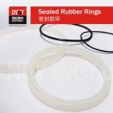 Impresión sellada anillo de cerámica caliente de la pista de la taza de la tinta de la venta