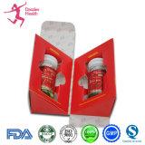 Pillules de régime pertinentes intenses rouges de perte de poids