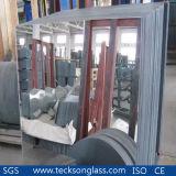 spiegel van het Aluminium van 6mm de Dubbele Met een laag bedekte