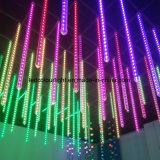 0.5-2 4 크기에 의하여 주문을 받아서 만들어진 RGB 풀 컬러 3D LED 관을 미터로 잰다
