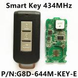 OEM 3, 4, clave alejado Fob de Mitsubishi G8d-644m-Key-N de 5 botones con el desbloquear del tronco