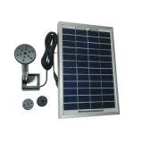 12V 5W 태양 샘 DC 무브러시 소형 태양 수도 펌프 조경 장식적인 수영장 태양 정원 수도 펌프 장비