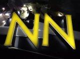 Boutique étanche en plein air Nom du magasin avant Signature 3D LED Channel Letter Advertising Sign