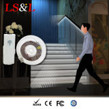 LED-Bett-Streifen-Seil-Licht-Garderobe/Schrank-Fühler-Licht-Streifen-Installationssatz