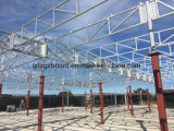 Qualitäts-Stahlkonstruktion-Pavillion mit PIR Panel 732