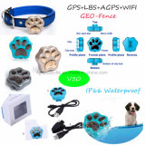 방수 IP66 (V30)를 가진 애완 동물을%s 추적하는 귀여운 GPS