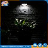 Warme Solarbeleuchtung des Weiß-LED für Garten