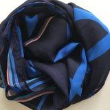 Bildschirm gedruckten Polyester-Chiffon- Schal von China kundenspezifisch anfertigen