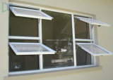 Storm Proof Aluminium Glass Windows for Caribbean